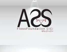 #57 untuk CiCi Ass Floss Foundation Logo Design oleh mdalaminislam503
