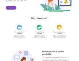 #1 untuk hashtag.discount website design oleh alexandreh06