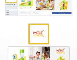 #21 for Facebook Skin (Maxxx Juicer) by luphy