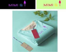 "#58 untuk Logo for Children's clothing brand.  It is called ""Mimi & I"" I'd like it to be a fancy/pretty logo oleh Tja123"