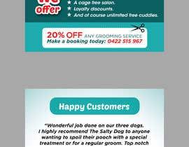 #92 για Design a Flyer for dog grooming business από mylogodesign1990