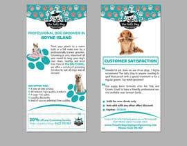 #86 για Design a Flyer for dog grooming business από creativetyIdea