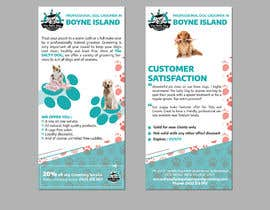 #89 για Design a Flyer for dog grooming business από creativetyIdea