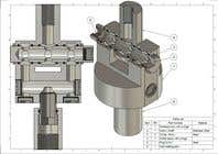 Product Design Contest Entry #10 for 2-Axis cable-activated leak free pipe joint in Solidworks