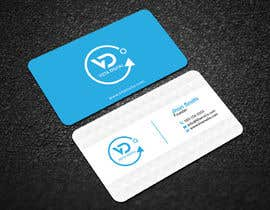 #132 for Design business cards for VistaDigital - Virtual tour specialists by ronyahmedspi69
