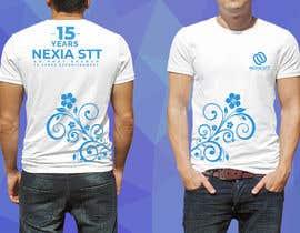 Nro 45 kilpailuun Design T-shirt both side käyttäjältä Nazmabd12