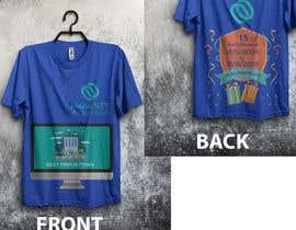Nro 15 kilpailuun Design T-shirt both side käyttäjältä graphicsword