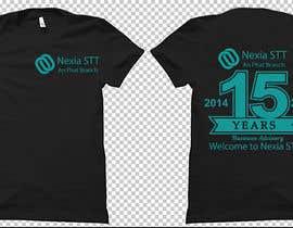 Nro 20 kilpailuun Design T-shirt both side käyttäjältä voltes098