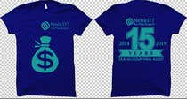 Graphic Design Конкурсная работа №34 для Design T-shirt both side