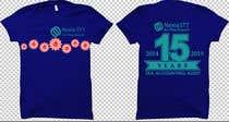 Graphic Design Конкурсная работа №44 для Design T-shirt both side
