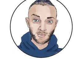#34 for Face Caricature by Maxoverdrawn