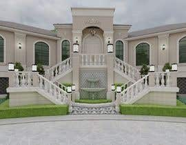 #33 untuk Design a nice entrance for my elevated 10 feet home and enhance the facade oleh ARVANZ