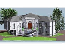 #35 untuk Design a nice entrance for my elevated 10 feet home and enhance the facade oleh tahiraraza
