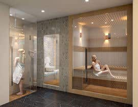 #29 для 3D rendering for a Hotel's SPA от M13DESIGN