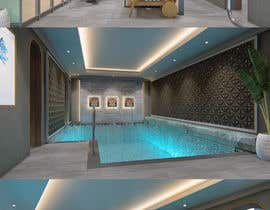 #24 для 3D rendering for a Hotel's SPA от faisolfuady