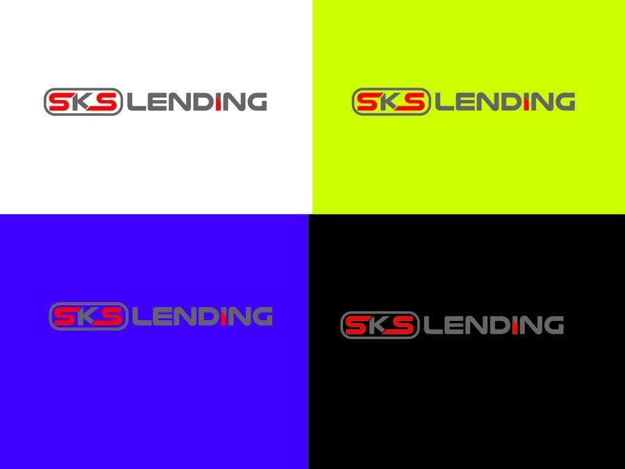 Konkurrenceindlæg #467 for Design a Logo for SKS Lending