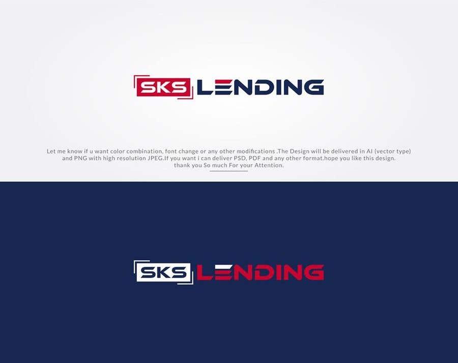 Konkurrenceindlæg #551 for Design a Logo for SKS Lending