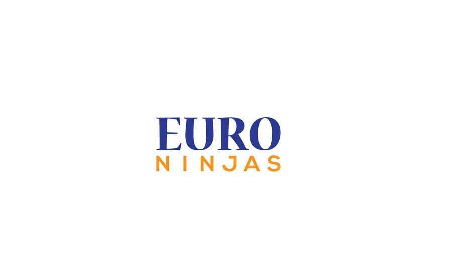 Contest Entry #171 for Design Euro Ninjas Logo