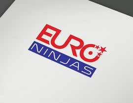 #299 for Design Euro Ninjas Logo by Shuvomonisha