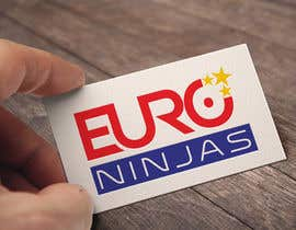 #305 for Design Euro Ninjas Logo by Shuvomonisha