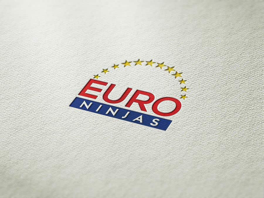 Contest Entry #281 for Design Euro Ninjas Logo