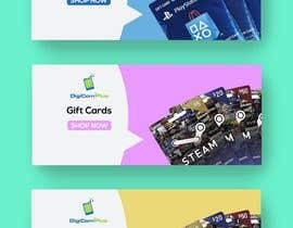 #47 for Marketing banners for facebook page by sannanv