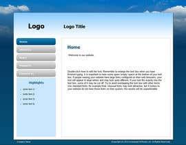 #14 untuk Creative Landing Page Design oleh dollshell22