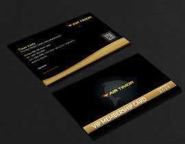 #86 cho Design a VIP membership card for airline company bởi Jannatulferdous8