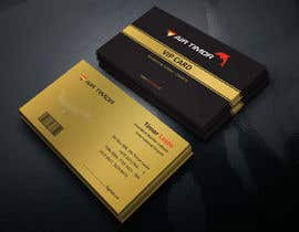 #89 cho Design a VIP membership card for airline company bởi arifjiashan