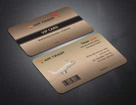#93 cho Design a VIP membership card for airline company bởi arifjiashan