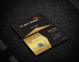 #83 cho Design a VIP membership card for airline company bởi shorifuddin177