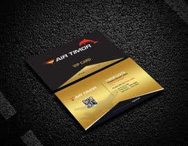 #84 cho Design a VIP membership card for airline company bởi shorifuddin177