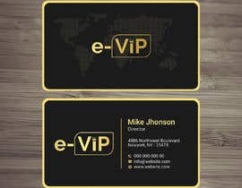 #58 untuk Create a Business Card design/Logo oleh TanveerDreams