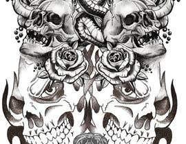 Nro 114 kilpailuun Create Tattoo Design käyttäjältä reshmamanohar19
