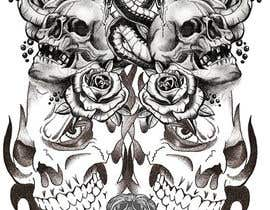 #114 для Create Tattoo Design от reshmamanohar19