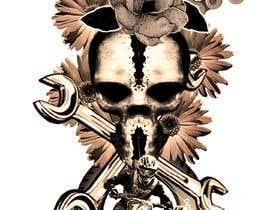 Nro 48 kilpailuun Create Tattoo Design käyttäjältä Furiku19s
