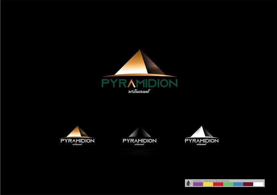 Penyertaan Peraduan #17 untuk Pyramidion