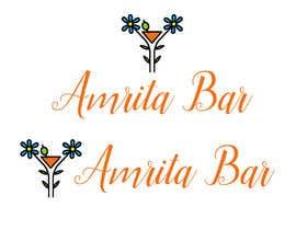 #27 untuk Logo Design - Amrita Bar oleh shohanjaman26