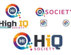 #118 для Create a Logo for High IQ Society, a society formed by Maths and Science Olympiad participants от kmsinfotech