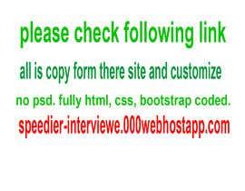 nº 31 pour Design a Homepage--Easy Money par sbsohel234