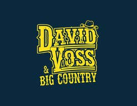 #173 for Logo For Country Band - Used for Posters, Marketing Flyers, Tshirts, and Hats by GirottiGabriel