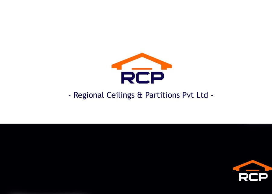 Bài tham dự cuộc thi #29 cho Logo Design for Regional Ceilings and Partitions