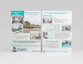 #45 для Design a Property feature flyer от MOMODart