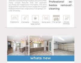 #90 для Design a Property feature flyer от shdmnshkb