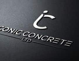 mohammadali008 tarafından ICONI CONCRETE LTD. LOGO için no 333