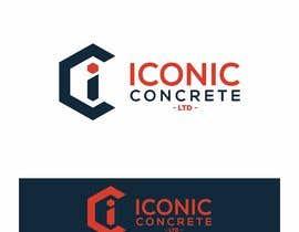 ZizouAFR tarafından ICONI CONCRETE LTD. LOGO için no 322