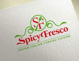 #90 for Build me logo and business name card for my restaurant -  Spices Fresto by fernandajoy