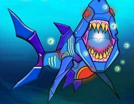 #12 cho RoboMonster Contest (5th Run) - Any water type robot bởi StefK23
