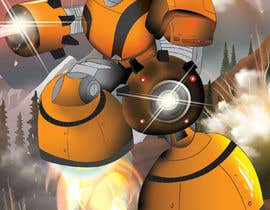 #8 cho RoboMonster Contest (7th Run) - Any Ground/Life/Soul Type Robot bởi gallipoli