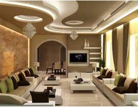 #14 for Elegant and Luxurious Interior 3D Rendering by sharif106